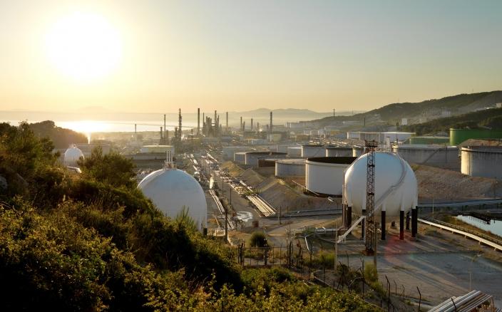 The La Mède biorefinery