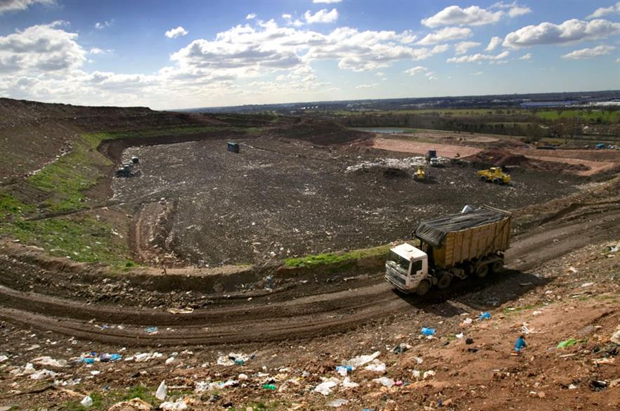 The project will look at the potential for energy from landfills. Credit SITA