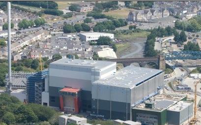 The Devonport EfW plant