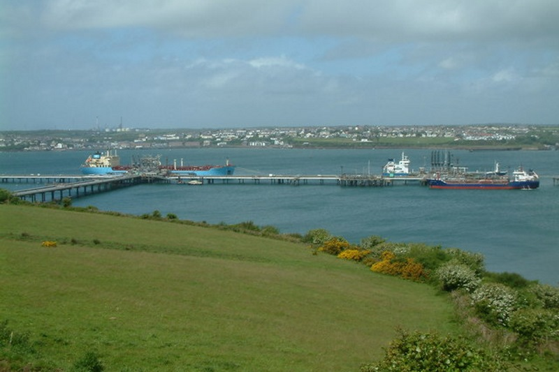 Milford Haven. Photograph: Robin Lucas / Geograph