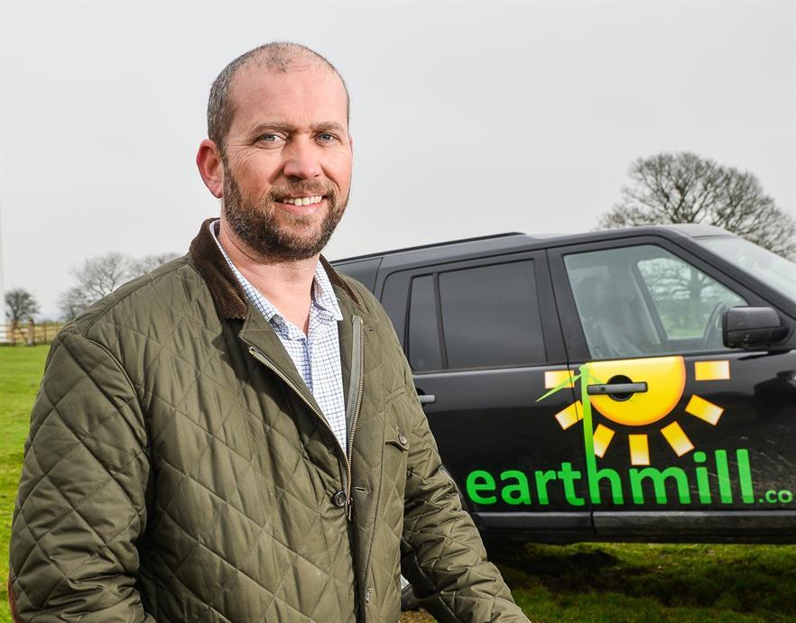 Earthmill MD Steve Milner
