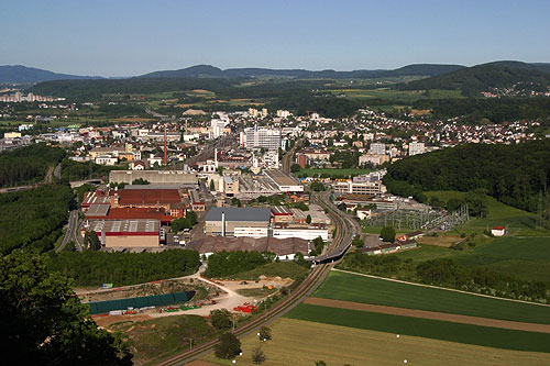 Pratteln is a municipality in the canton of Basel-Landschaft in Switzerland
