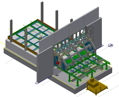 Saxlund's push floor technology is used for EfW plants