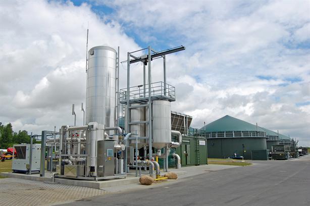 MT-Energie's Rackwitz plant near Leipzig built for food and energy company Südzucker