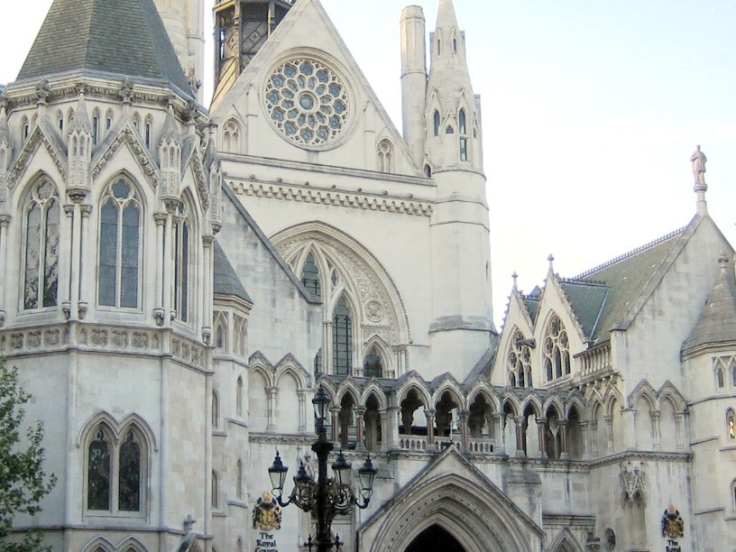 The case has been lodged at London's Royal Courts of Justice
