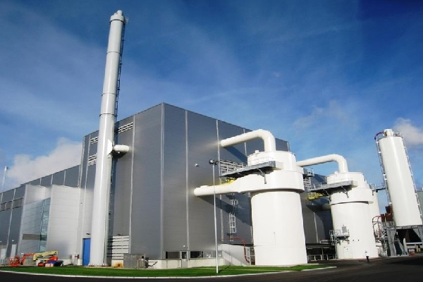 Sarpsborg Avfallsenergi's EfW plant
