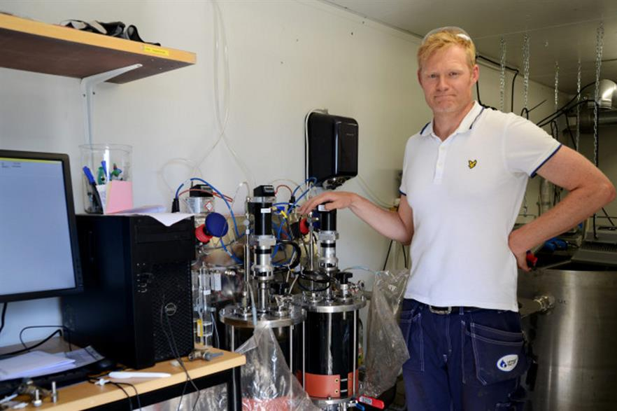 PhD student Jesper Olsson has performed much of the research