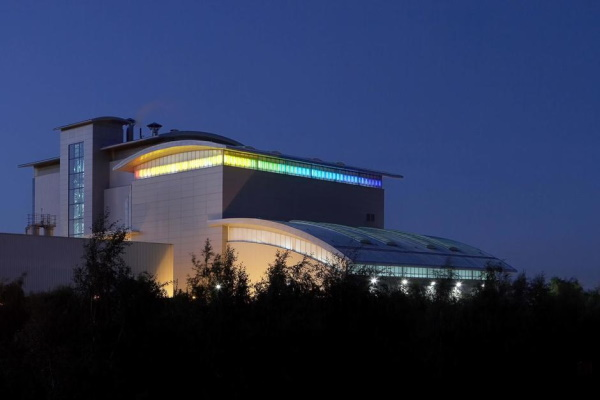 Veolia wants to take more waste from outside Sheffield for its EfW plant in the city. Photograph: Veolia
