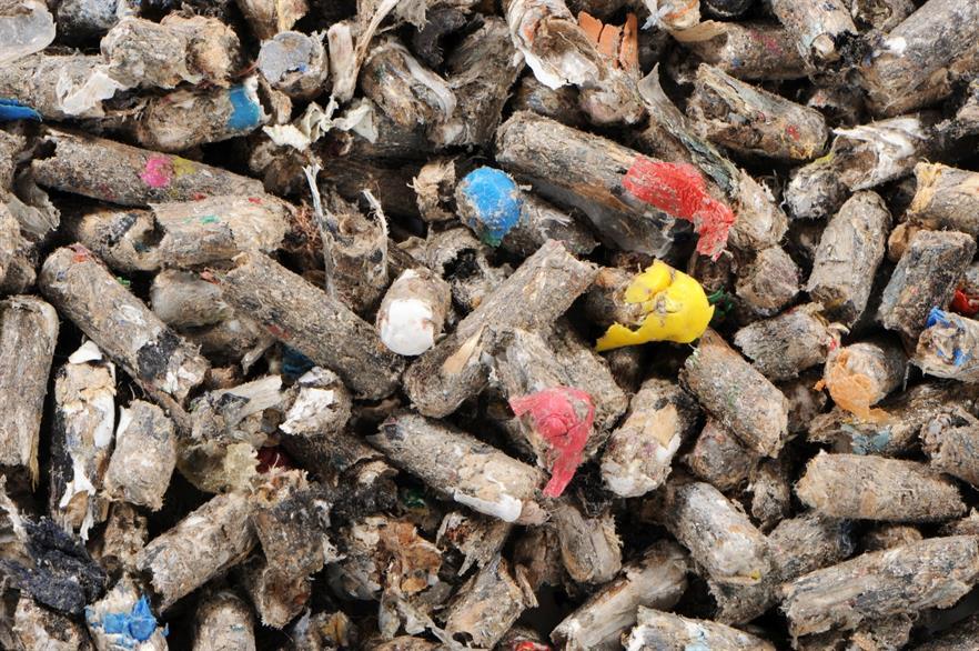 Subcoal pellets