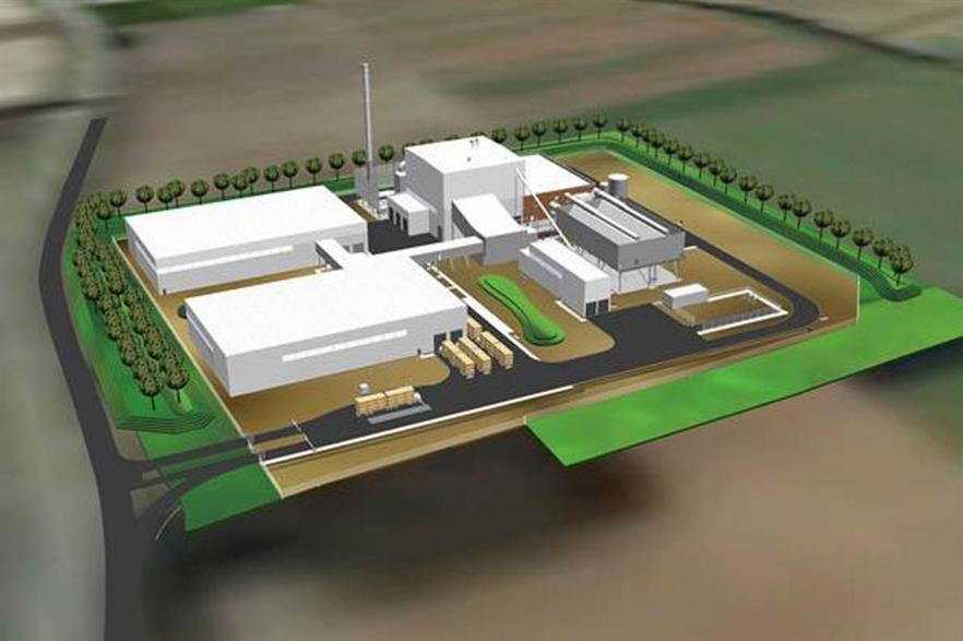 How Tergopower's Lublin facility may look