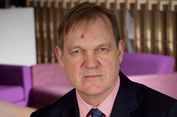 SEPA chief executive Terry A'Hearn. Image copyright SEPA