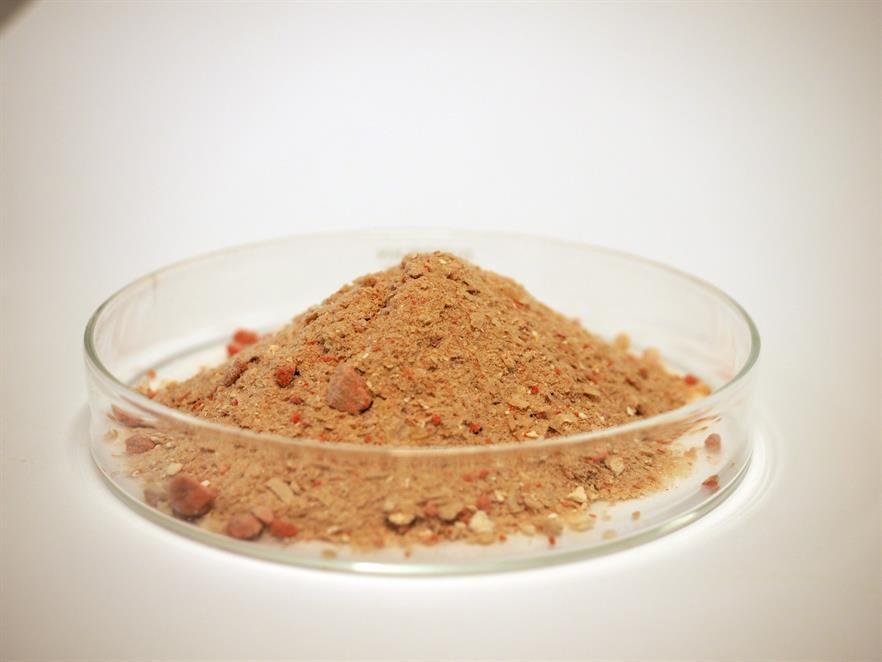 Metanotrophic protein biomass