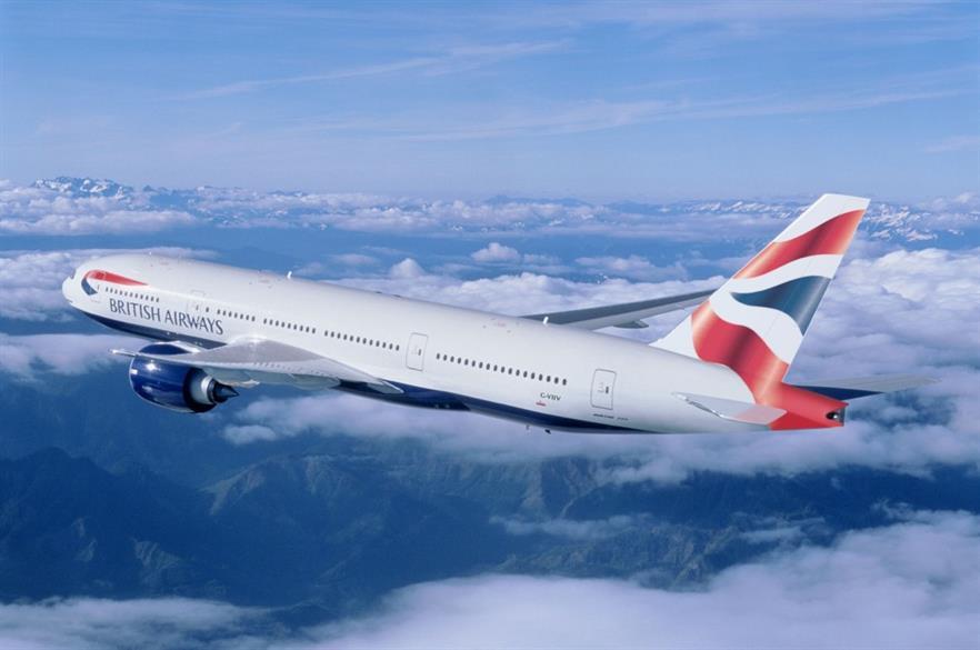 A BA plane copyright britishairwaysnews.com