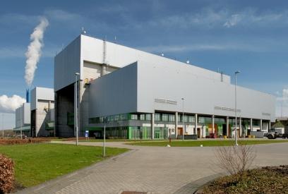 Attero's Wijster EfW plant