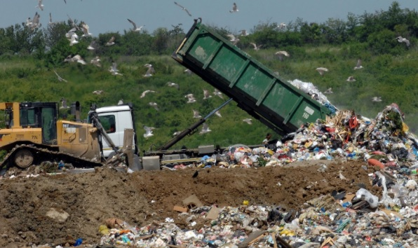 The landfill will be replaced by the EfW plant