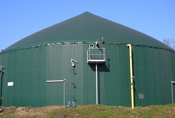 The company aims to build small scale AD plants similar to this facility