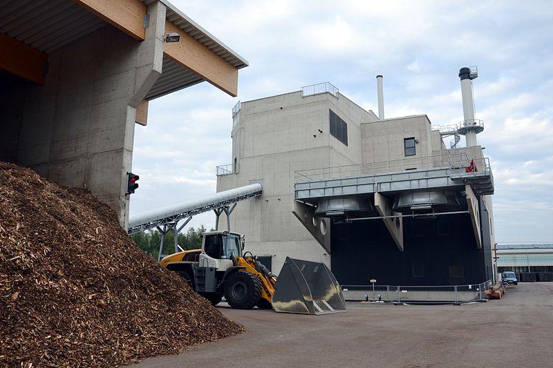 Germany's 5MWe Biomasseheizkraftwerk Steyr plant
