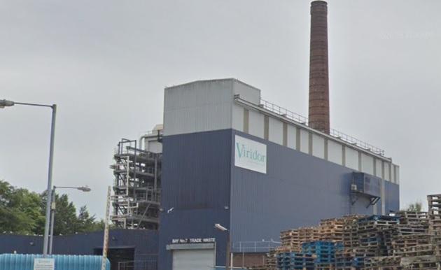 The Bolton EfW plant