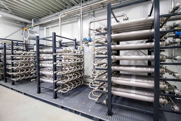 Bright's biomethane tech at another plant