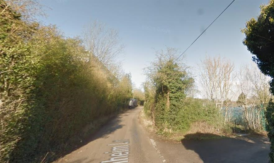 The site of the Bulwell plant, image copyright google.co.uk