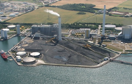 DONG is converting the Asnæs power station to run on woodchips rather than coal from 2018