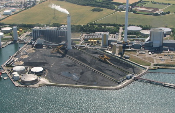The Asnæs Power Station
