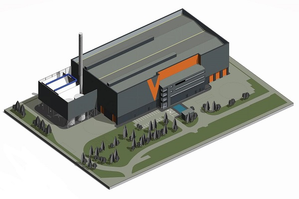 Company is the sole supplier to the Drakelow EfW plant