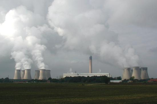 The Drax Power Plant