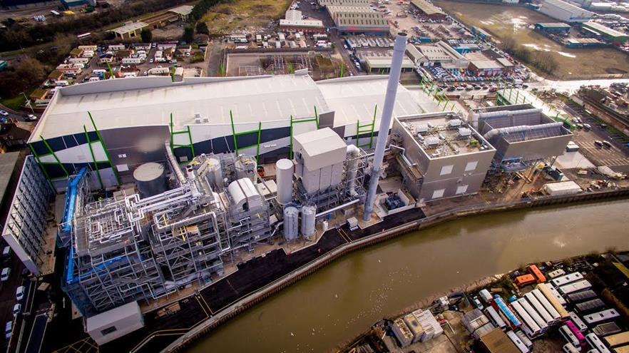 The Energy Works (Hull) EfW plant