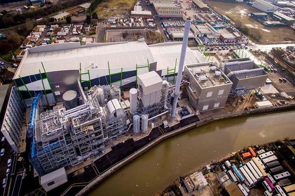 The EfW plant the facility will supply is delayed by more than a year