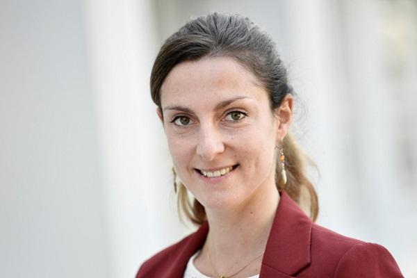 Gaya project leader Marion Maheut