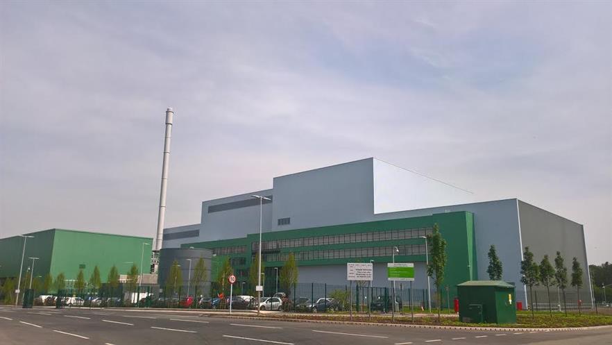The EfW facility