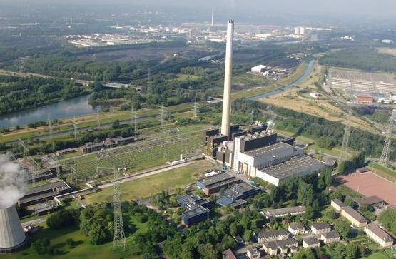 Germany's Essen-Karnap EfW plant take UK-made RDF