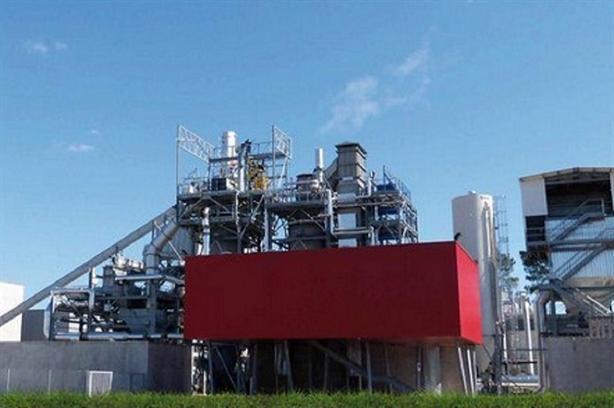 Europlasma's CHO Morcenx EfW plant