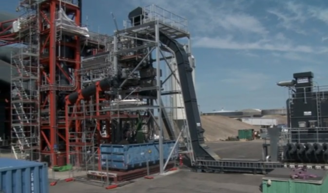 The 6MW demonstration plant will now be shutdown