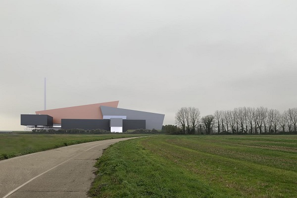 The Ford EfW plant