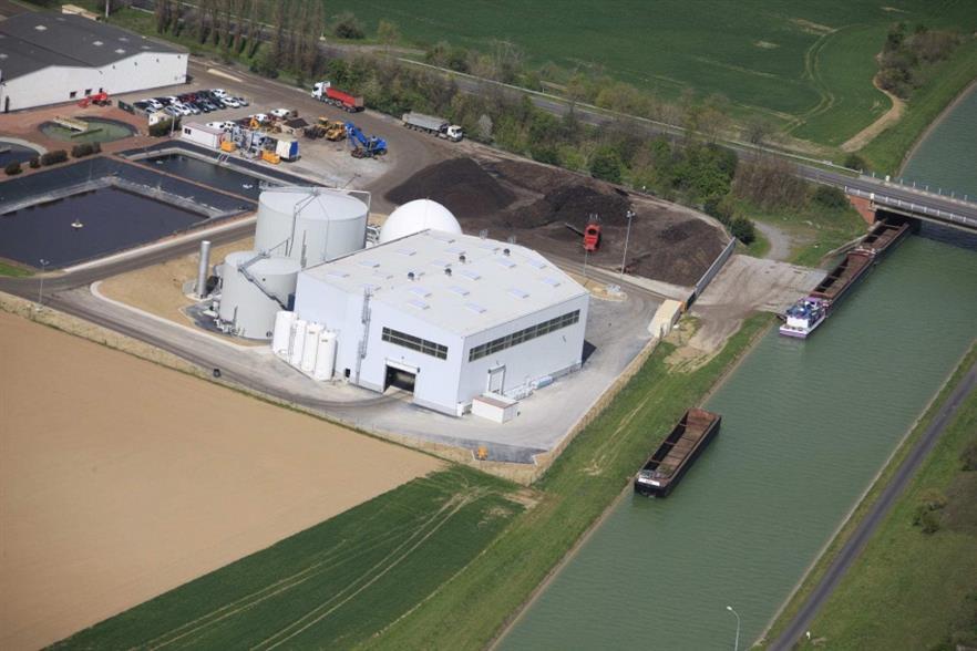 The Artois AD plant