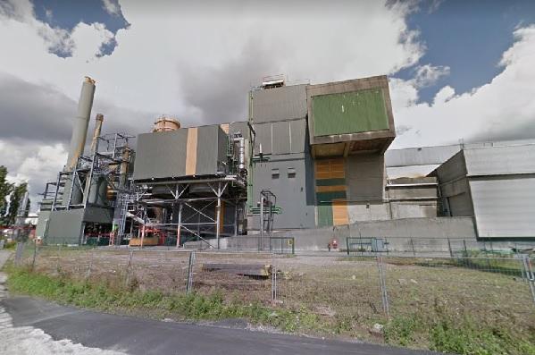 The EfW plant, image copyright google.com