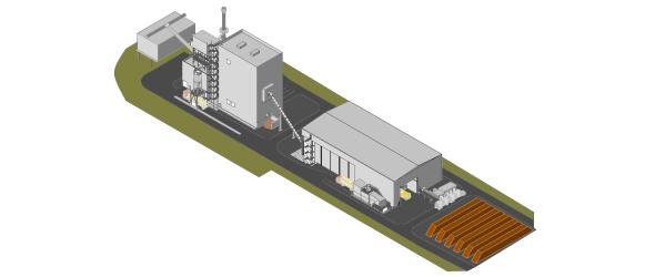 An artist's impression of the facility: copyright stoerhousehighlands.co.uk