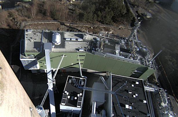 The Gothenburg Biomass Gasification (GoBiGas) plant