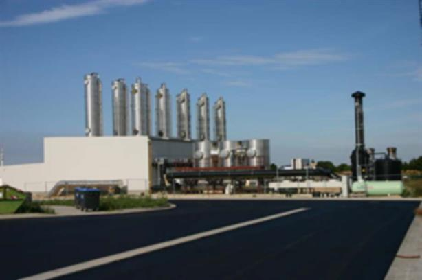 Envitec's Güstrow gas-to-grid AD plant uses Greenlane technology