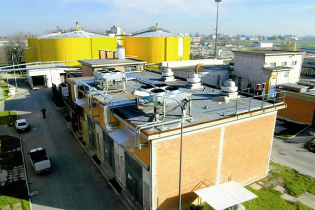 Hera's biogas CHP plant in Bologna - more AD plants are now planned