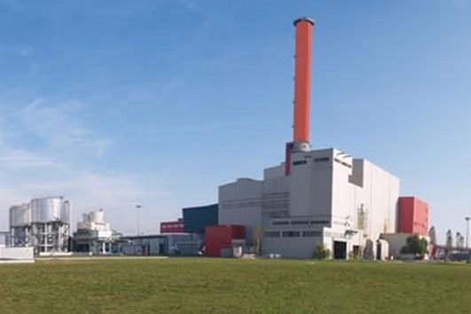 Hera's WtE plant in Ferrara