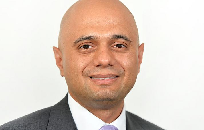 Business secretary, Sajid Javid