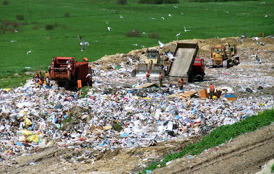 Pilot facility speeds up waste decomposition in landfills