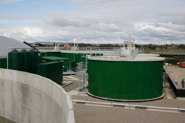 The Leeming biogas plant is one of Iona Capital's investment