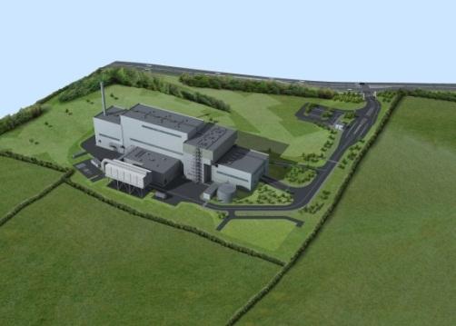 Indaver's Meath EfW plant copyright Babcock & Wilcox Vølund