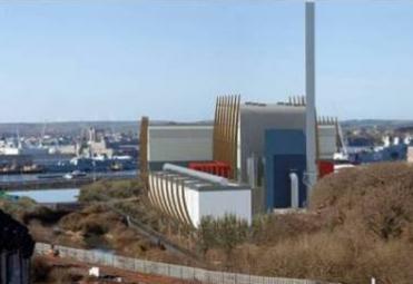 MVV Plymouth EfW plant