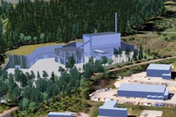 Eidsiva Bioenergi biomass plant will serve the region of Gjøvik, in Norway's Oppland county.