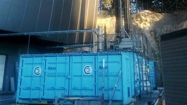 The CCS equipment